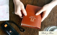 Free Shipping/Fashion Passport Holder/card holder/bag/card case/Korean Style card package/bag/Hot Fashion/Wholesale