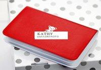 Free Shipping/Cartoon bear credit card holder/bag/card case/ Korean Style card package/bag/Hot Fashion/Wholesale