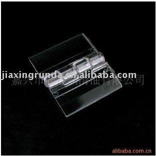 Factory-gate prices wholesale furniture hinge, hinges, acrylic hinge, transparent plastic hinge