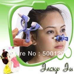 10pcs/Lot Free Shipping Hot New Nose Up Clip Lifting Shaping Clipper Japan Beauty Tool(China (Mainland))