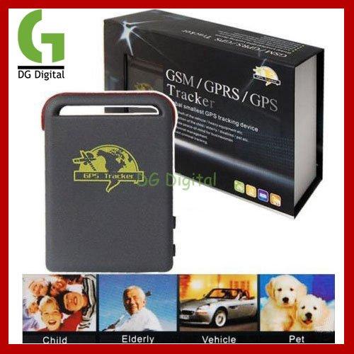 High quality Quad band mini GPS Tracker,pocket Portable GPS Tracker + DHL Free shipping(China (Mainland))