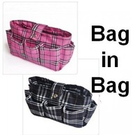 New Arrival Storage Bag Organizer bag Multifunction bag pouch bag Hot and Useful bag in bag wholesale+free shipping