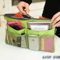 Function storage bag in bag, Organizer bag , Free shipping