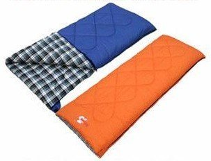 rectangular sleeping bag traveling goods outdoor equipment sleeping sack camping sleeping bag