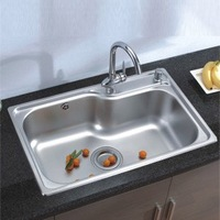 Kitchen Sink,Stainless Steel,KL-609,1 piece/lot, free shipping