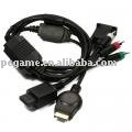for Wii and PS3 to VGA Cable