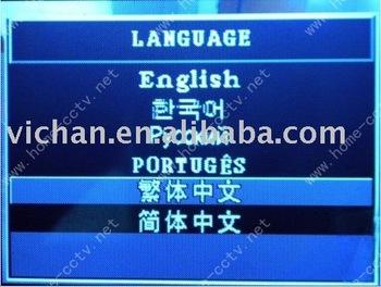 HD 720P korean Car camera recorder