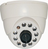 "Free  shipping Infrared CCTV Camera, 1/3""  Sony CCD, 420TVL,  CCTV Camera"