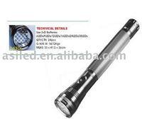 High Quality,24 Led Flashlight,Led Torch Light+Free Shipping