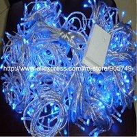 free shipping 10M led Xmas light Party String Fairy LED Christmas Lights