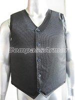 Medium (M) Size Covert bulletproof Vest for VIP level NIJ IIIA free shipping cost