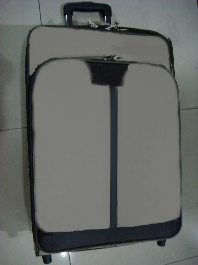 travelling bag high pull the pole Rolling Luggage /Suitcases/handbag/jkkkky(China (Mainland))