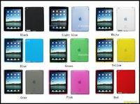 Silicon skin case cover for apple iPad2 ipad 2 Accessory new