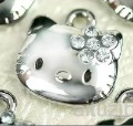 wholesale 10pc cute hello kitty pendant metal charms T1+free shipping