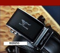 SEPTWOLVES man leather belt .best quality,new brand