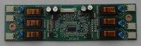 8V-13.2V input 6 lamps Universal inverter For LCD monitor,LCD TV,7pcs/lot   accept ship world by ems dhl