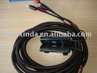 Audio cable GO-4 Speaker Cable with 48V DBS 3m NEW Star-quad geometry