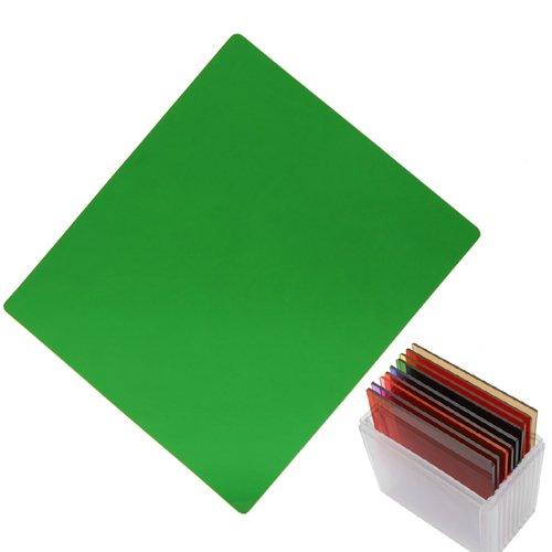 FOTGA Green Plexiglas Filter for Cokin P series Color Conversion(Hong Kong)