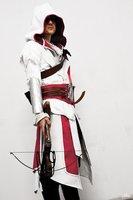 2011 New Costum Made Assassin's Creed Brotherhood Ezio Cosplay Costume Classic Costume