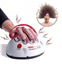 Electric Shocking Liar lie Detector Truth adult Game Electric shock game(China (Mainland))