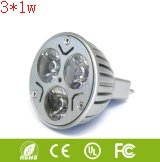 Wholesale & Free Shipping: MR16 3W,LED Bulb,HIGH POWER LED SPOTLIGHT Free shipping