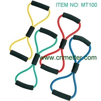 1 lot/160pcs Figure 8 Resistance Bands,latex tube with free shipping