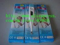 Free shipping+ 100pcs Children's electronic thermometer, digital thermometer, baby thermometer