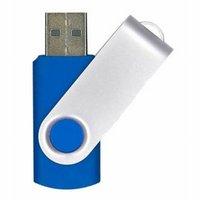 Free shipping professional supplier swivel USB Flash drive 1GB 2GB 4GB 8GB 16GB (MOQ 30PCS)