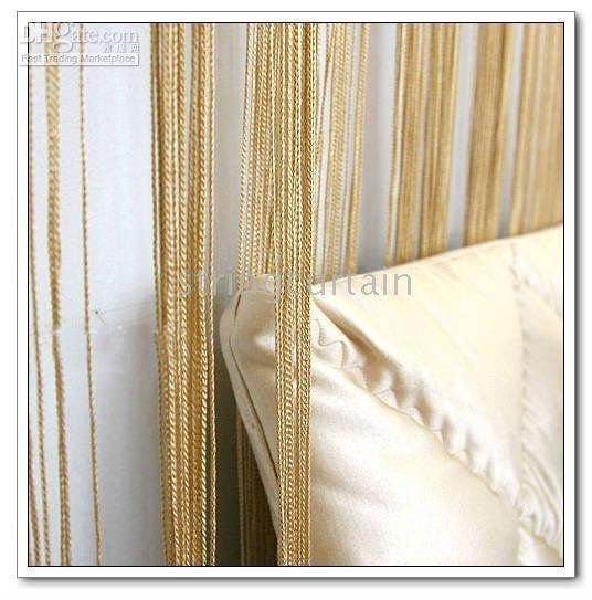 Window Shades Fringe Window-curtain-fringe-curtain