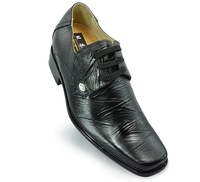 3012-Classic men's elevator shoes  Handmade with sofe genuine leather gain you 2.75 height invisible