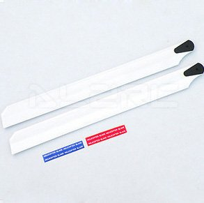 High Quality 325mm Wooden Main Blade For ALIGN 450 Pro\Sport \SEV2 RC Helicopter 8 set\ot