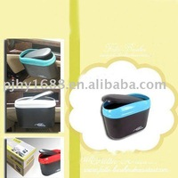 Free shipping New 100% Car Trash can wholesale and retail four color choose