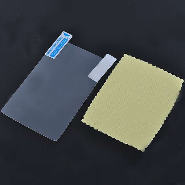 LCD Screen Protector with Cleaning Cloth for HTC G7,Screen Protector for HTC G7(China (Mainland))