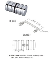 FREE SHIPPING Shower door knob DK209