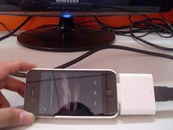 For Ipad Iphone 10 PCS Per Lot NOOSY HDMI Adapter