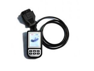 C100 OBD II/EOBD SCANNER 50% Shipping fee out One Year Warranty(China (Mainland))
