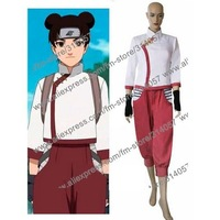 Freeshipping-anime products Naruto Shippuden Tenten NO2 Halloween Cosplay Costume