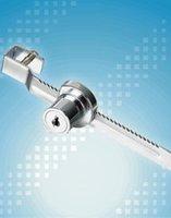 quality goods High-class 602B-140  blade glass door lock/furniture lock/cabinet lock