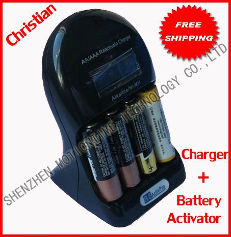 Do you want buy a cheap fast portable battery charger?this is the best choice,it can makes waste batteris come to life,saves lot(China (Mainland))
