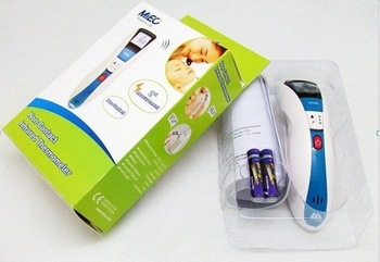 MIEO Thermometer Non-Contact Infrared Body bath water object Thermometer