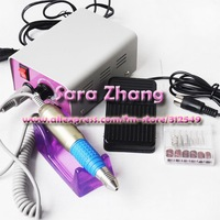 Free  shipping 25000 RPM Electric Nail Drill / Professional electric Nail drill machine Wholesale price