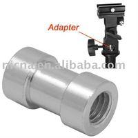 "1/4"" 3/8"" Spigot Stud camera Adapter Female Screw Thread FOTGA Wholesale"