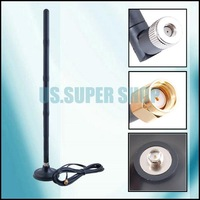 18dbi 2.4GHZ WIFI Wireless Antenna WLAN +Magnetic Base