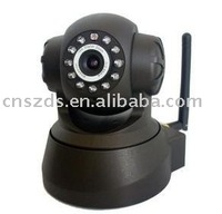 High quality IP cam P/T Wireless network camera IP Camera plug and play