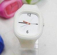 Free Shipping 35pcs into Lot,Fashion Watch,ODM Watch,Jelly Watch