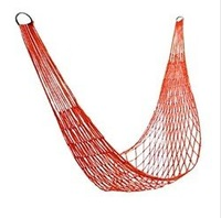 Free Shipping HM-002 Double Nylon Net Bed Hammock