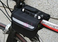 free shipping Bicycle Frame Pannier Front Tube Bag Free shipping #DC09