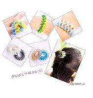 2014 HOT Women Hair ring for Kids Hair rope bands & Color random