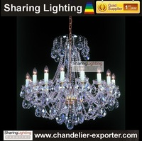 [Sharing Lighting] Gold Supplier 100% Guarantee 24% Lead elegant Bohemian Chandelier
