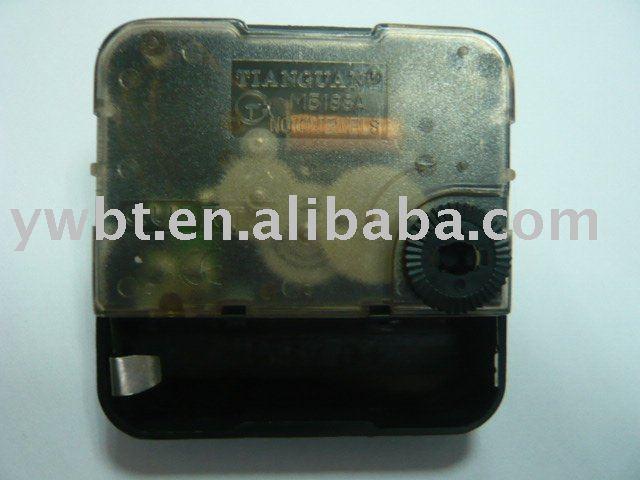 Free shipping,USD159/lot in 200pcs/lot,clock mechanism,insert clock part,clock accessories-TIANGUAN brand(China (Mainland))